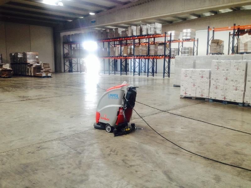 Naves ind termoplasticos for Empresas de limpieza en badajoz
